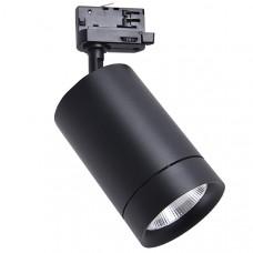 303574 Светильник для 3-фазного трека CANNO LED 35W 2240LM 45G ЧЕРНЫЙ 4000K IP20 (в комплекте)