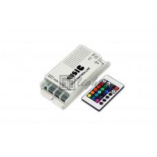 RGB-аудиоконтроллер IR120W