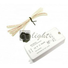 """Сенсорный датчик SR-8001A DC (серебро, выключатель """"взмах руки"""", недиммируемый)"""