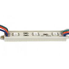 Модуль PGM5050-3 12V IP65 RGB