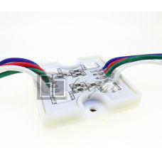 Модуль PGM5050-4 12V IP65 RGB