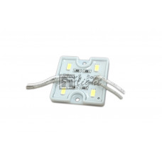 Светодиодный модуль 4 LED 5630 0,72 Вт White